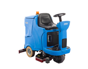 Gadlee GT115 Ride On Scrubber Dryer
