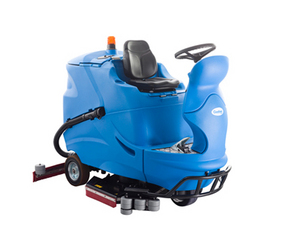 Gadlee GT250 Ride On Scrubber Dryer