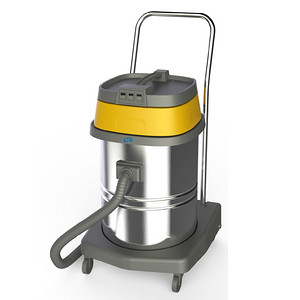 LC60-3 LICHI 60L Three-motor stainless steel wet and dry vacuum cleaner