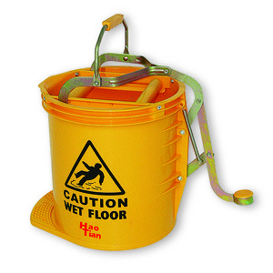 B-036 Foot pedal extracting bucket