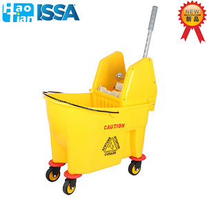 B-046E 36L Down-press Single Mop Trolley