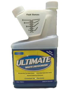 Exodor Ultimate Waste Deodorizer