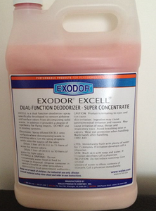 EXODOR EXCELL Dual-Function Deodorizer