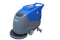 Walk behind floor scrubber cleaning machine(X2)