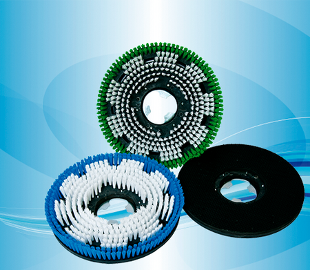 floor scrubber Disc brush