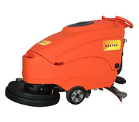 GEANES automatic scrubber