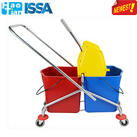 B-043B 60L Down-press Single Mop Trolley