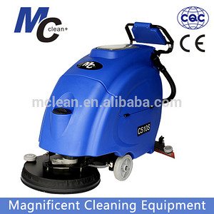 C510S floor cleaning machine with big tank