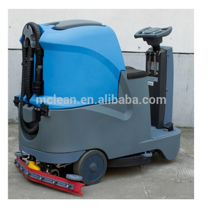RD560 ride on floor scrubber industrial floor washing machine