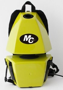 VC42 backpack vacuum cleaner